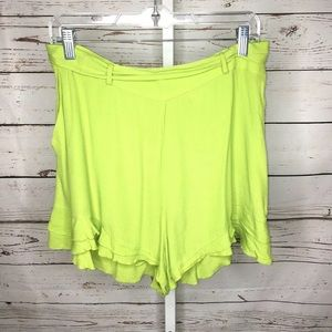 🌸3 for $25 June & Hudson Boho Foley shorts XL